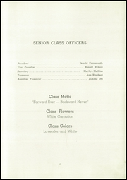 Page 17, 1952 Edition, Baltic High School - Hilltopper Yearbook (Baltic, OH) online yearbook collection
