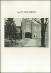 Page 4, 1952 Edition, Baltic High School - Hilltopper Yearbook (Baltic, OH) online yearbook collection