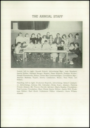 Page 8, 1952 Edition, Baltic High School - Hilltopper Yearbook (Baltic, OH) online yearbook collection