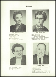 Page 10, 1958 Edition, Baltic High School - Hilltopper Yearbook (Baltic, OH) online yearbook collection