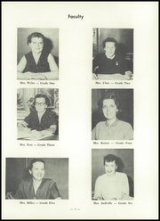 Page 11, 1958 Edition, Baltic High School - Hilltopper Yearbook (Baltic, OH) online yearbook collection