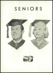 Page 12, 1958 Edition, Baltic High School - Hilltopper Yearbook (Baltic, OH) online yearbook collection