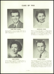 Page 14, 1958 Edition, Baltic High School - Hilltopper Yearbook (Baltic, OH) online yearbook collection