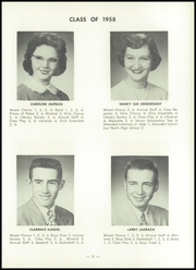 Page 15, 1958 Edition, Baltic High School - Hilltopper Yearbook (Baltic, OH) online yearbook collection