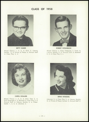 Page 17, 1958 Edition, Baltic High School - Hilltopper Yearbook (Baltic, OH) online yearbook collection