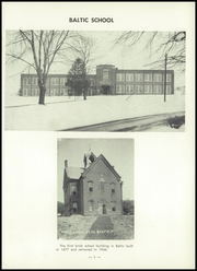 Page 5, 1958 Edition, Baltic High School - Hilltopper Yearbook (Baltic, OH) online yearbook collection