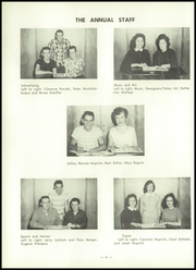 Page 6, 1958 Edition, Baltic High School - Hilltopper Yearbook (Baltic, OH) online yearbook collection