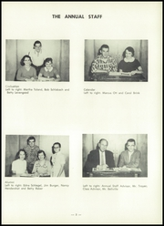 Page 7, 1958 Edition, Baltic High School - Hilltopper Yearbook (Baltic, OH) online yearbook collection