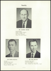 Page 9, 1958 Edition, Baltic High School - Hilltopper Yearbook (Baltic, OH) online yearbook collection