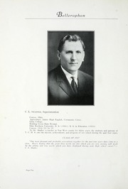 Page 16, 1927 Edition, Convoy Union High School - Bellerophon Yearbook (Convoy, OH) online yearbook collection
