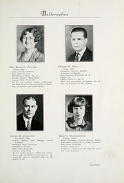 Page 17, 1927 Edition, Convoy Union High School - Bellerophon Yearbook (Convoy, OH) online yearbook collection