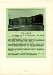 Page 11, 1930 Edition, Convoy Union High School - Bellerophon Yearbook (Convoy, OH) online yearbook collection
