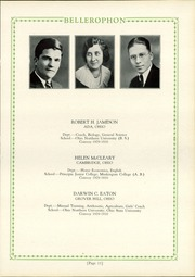 Page 17, 1930 Edition, Convoy Union High School - Bellerophon Yearbook (Convoy, OH) online yearbook collection