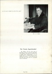 Page 15, 1936 Edition, Convoy Union High School - Bellerophon Yearbook (Convoy, OH) online yearbook collection