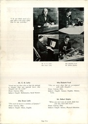 Page 16, 1936 Edition, Convoy Union High School - Bellerophon Yearbook (Convoy, OH) online yearbook collection