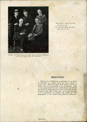 Page 7, 1936 Edition, Convoy Union High School - Bellerophon Yearbook (Convoy, OH) online yearbook collection