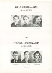 Page 13, 1942 Edition, Convoy Union High School - Bellerophon Yearbook (Convoy, OH) online yearbook collection