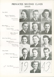 Page 17, 1942 Edition, Convoy Union High School - Bellerophon Yearbook (Convoy, OH) online yearbook collection
