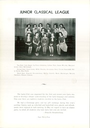 Page 38, 1942 Edition, Convoy Union High School - Bellerophon Yearbook (Convoy, OH) online yearbook collection