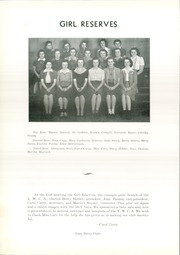 Page 42, 1942 Edition, Convoy Union High School - Bellerophon Yearbook (Convoy, OH) online yearbook collection