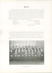 Page 43, 1942 Edition, Convoy Union High School - Bellerophon Yearbook (Convoy, OH) online yearbook collection