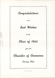 Page 53, 1942 Edition, Convoy Union High School - Bellerophon Yearbook (Convoy, OH) online yearbook collection