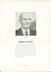 Page 7, 1942 Edition, Convoy Union High School - Bellerophon Yearbook (Convoy, OH) online yearbook collection