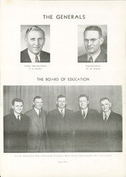 Page 9, 1942 Edition, Convoy Union High School - Bellerophon Yearbook (Convoy, OH) online yearbook collection