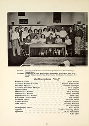 Page 10, 1950 Edition, Convoy Union High School - Bellerophon Yearbook (Convoy, OH) online yearbook collection