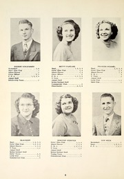 Page 12, 1950 Edition, Convoy Union High School - Bellerophon Yearbook (Convoy, OH) online yearbook collection