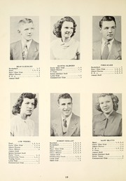 Page 16, 1950 Edition, Convoy Union High School - Bellerophon Yearbook (Convoy, OH) online yearbook collection