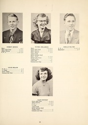 Page 17, 1950 Edition, Convoy Union High School - Bellerophon Yearbook (Convoy, OH) online yearbook collection