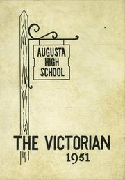 1951 Edition, Augusta High School - Victorian Yearbook (Augusta, OH)