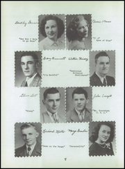 Page 12, 1951 Edition, Augusta High School - Victorian Yearbook (Augusta, OH) online yearbook collection