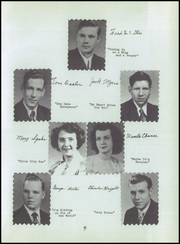 Page 13, 1951 Edition, Augusta High School - Victorian Yearbook (Augusta, OH) online yearbook collection