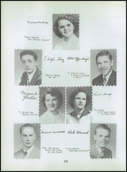 Page 14, 1951 Edition, Augusta High School - Victorian Yearbook (Augusta, OH) online yearbook collection