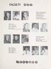 USC School of Medicine - Asklepiad Yearbook (Los Angeles, CA) online yearbook collection, 1961 Edition, Page 9