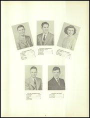 Page 13, 1950 Edition, Kunkle High School - Echo Yearbook (Kunkle, OH) online yearbook collection