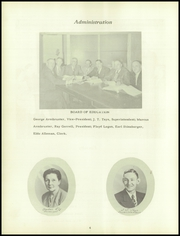 Page 8, 1950 Edition, Kunkle High School - Echo Yearbook (Kunkle, OH) online yearbook collection