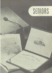 Page 13, 1956 Edition, Moscow High School - Yellow Jacket Yearbook (Moscow, OH) online yearbook collection