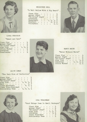 Page 16, 1956 Edition, Moscow High School - Yellow Jacket Yearbook (Moscow, OH) online yearbook collection