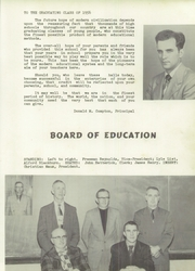 Page 9, 1956 Edition, Moscow High School - Yellow Jacket Yearbook (Moscow, OH) online yearbook collection