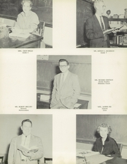 Page 13, 1958 Edition, Pierpont High School - Legend Yearbook (Pierpont, OH) online yearbook collection