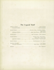 Page 6, 1958 Edition, Pierpont High School - Legend Yearbook (Pierpont, OH) online yearbook collection