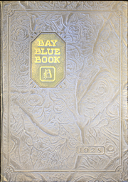 1928 Edition, Parkview High School - Bay Blue Book Yearbook (Bay Village, OH)