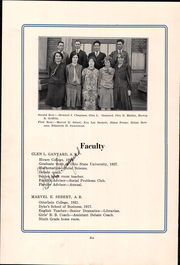 Page 10, 1928 Edition, Parkview High School - Bay Blue Book Yearbook (Bay Village, OH) online yearbook collection