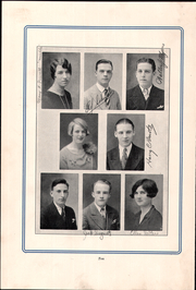 Page 14, 1928 Edition, Parkview High School - Bay Blue Book Yearbook (Bay Village, OH) online yearbook collection