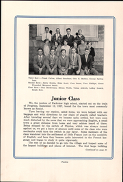 Page 16, 1928 Edition, Parkview High School - Bay Blue Book Yearbook (Bay Village, OH) online yearbook collection