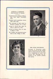 Page 8, 1928 Edition, Parkview High School - Bay Blue Book Yearbook (Bay Village, OH) online yearbook collection