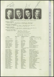 Page 13, 1933 Edition, Parkview High School - Bay Blue Book Yearbook (Bay Village, OH) online yearbook collection